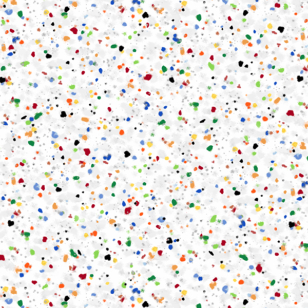 QT - Speckles / 27172 -ZX