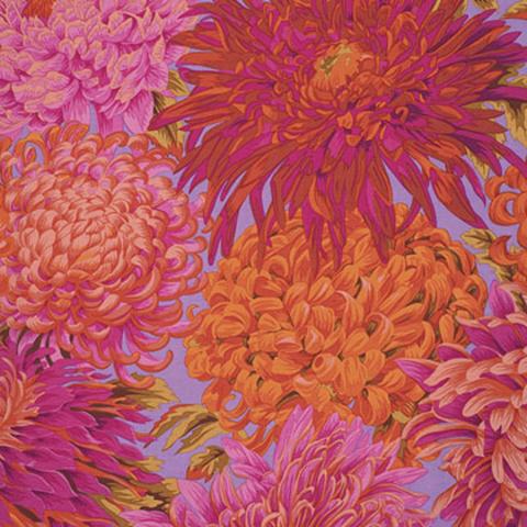 Kaffe - Japanese Chrysanthemum – PWPJ041 – PINK