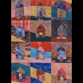 Workshop -  Hill Houses By Sondra Von Burg