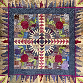 Class - Silk & Salvage - Crazy Patchwork Piecing
