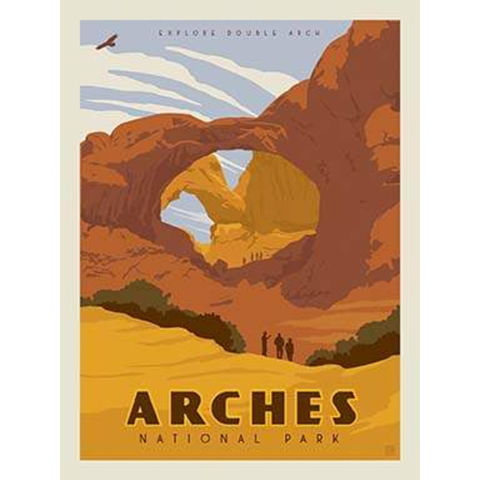 RB - ARCHES - National Park Panel