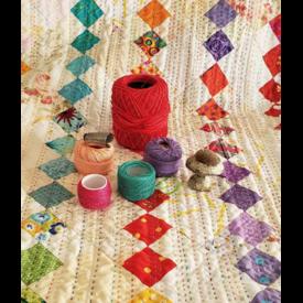 Class - Slow Stitch By Fern Royce