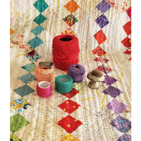 Workshop - Slow Stitch By Fern Royce