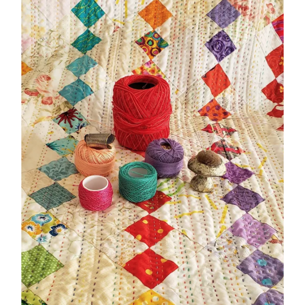 Workshop - Slow Stitch By Fern Royce copy