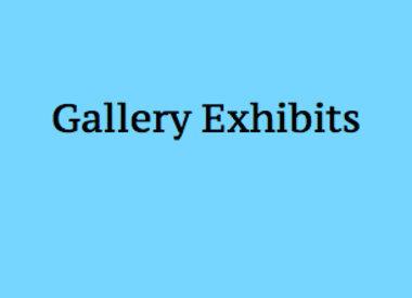 Gallery Exhibit  /  Artist Lineup