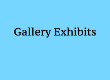 Gallery Exhibits