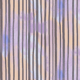 Clothworks - Groovy Girls - Stripes - Y2614-54 PURPLE