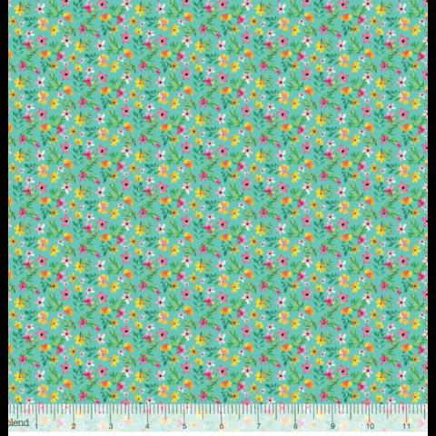 Mia Charro - Delicate Watercolor Seafoam / 129.104.04.1
