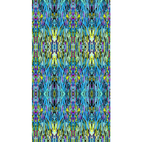 Paula Nadelstern - 2532-55 HAWAII Blue Multi