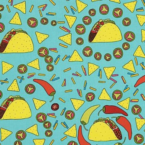 AH - Tacos / Aqua