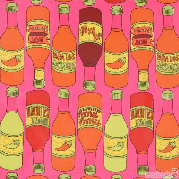 AH - Hot Sauce / Pink