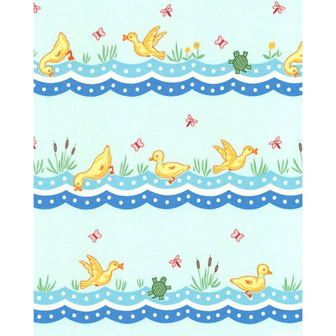 QT - Ducks and Turtles
