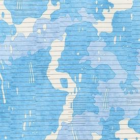 Carolyn Friedlander / Jetty / Smooth Shadow /AFR-19068-405 Waterfall