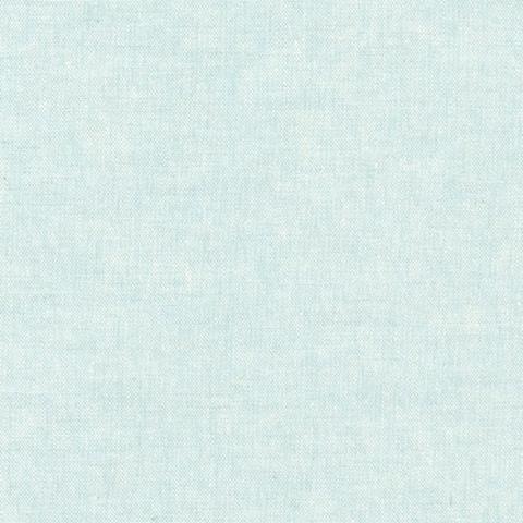 Essex Yarn Dyed Linen /  Aqua / E064-1005