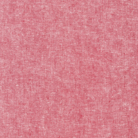 Essex Yarn Dyed Linen / Red / E064-1308