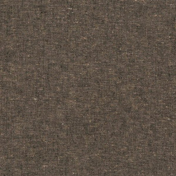 Essex Yarn Dyed Linen / Espresso / E064-1136