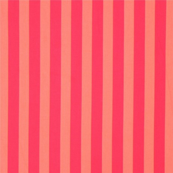 RK - Panache Stripe / Strawberry / 17031-98