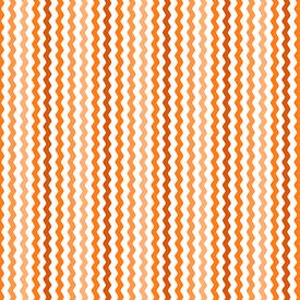 QT - Sorbet Essentials / Rick Rac / Orange / 23689-O
