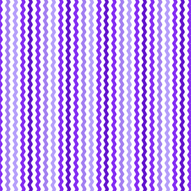 QT - Sorbet Essentials / Rick Rac / Purple / 23689-V