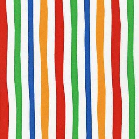 RK - Celebrate Suess Stripe / Multi on White / ADE-10792-267