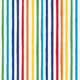 RK - Dot & Stripe Delight / SRK-19936-263 RAINBOW