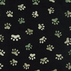 RK - Whiskers & Tails / ABSD-19024-2 BLACK / Paw Prints