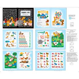QT - Teachers Pets / Make a Book Panel