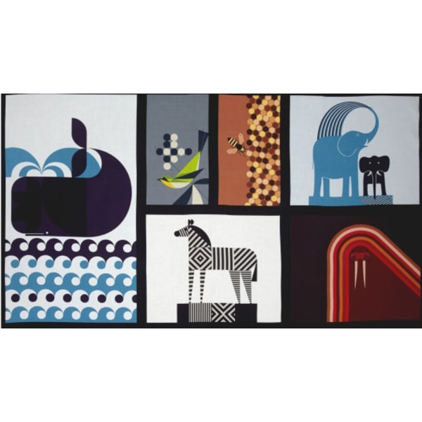 RK - Geo Zoo Panel / 0540346