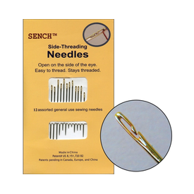 Sench / Side-Threading Needles