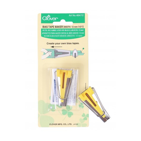 Clover - Bias Tape Maker 1/2 Inch