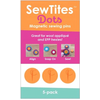 SewTites - Magnetic Sewing Pins - 5 Dots