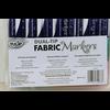 Tulip Fabric Pens / Dual Tip - Set of 30