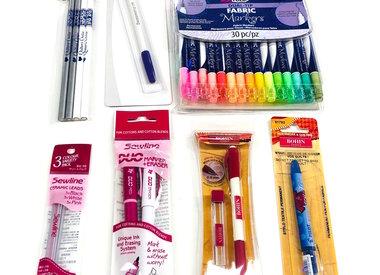 Marking Pens / Pencils / Chalk