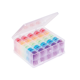 Double Sided Bobbin Box (50pc)