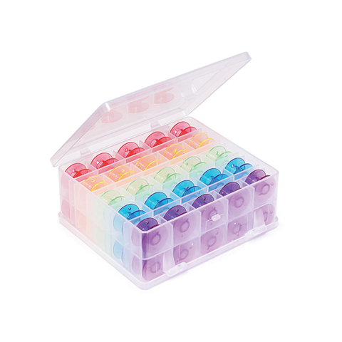 Double Sided Bobbin Box (50pc)