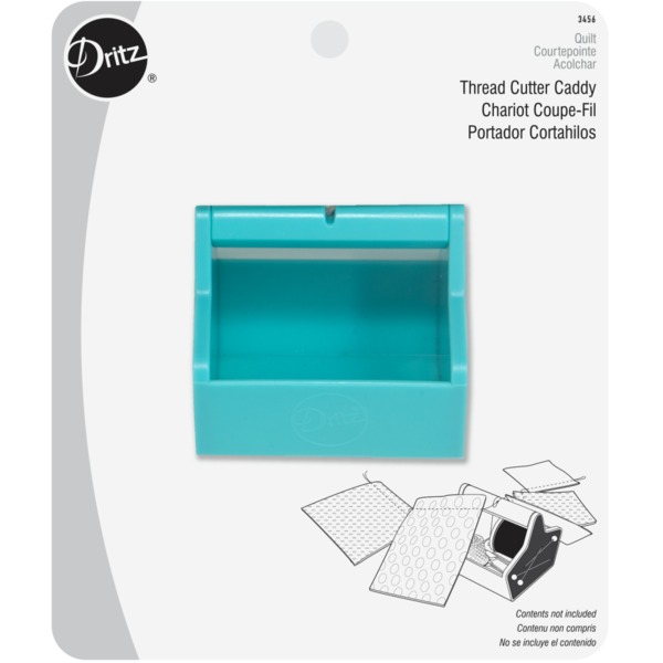 Dritz - Thread Cutter & Caddy