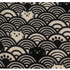 Cosmo- Canvas / Cat Arcs / Natural