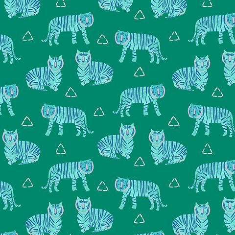 Linen / Sarah Golden / Tiger Plant / Tigers / ALN-8646-G