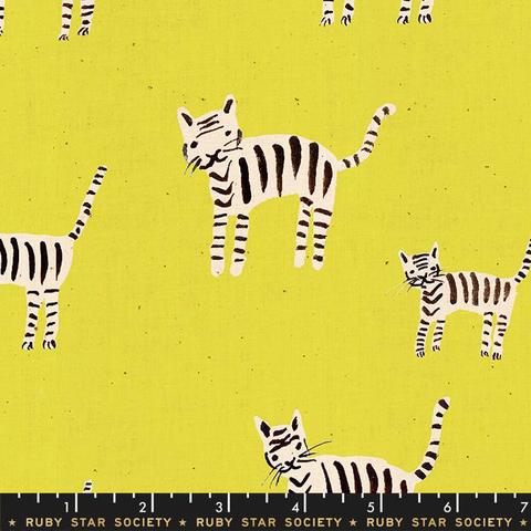 Ruby Star - Darlings / Tiger Stripes /  Citron