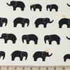 Organic - Birch / Inkwell / Metallic / Elephants