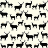 Organic - Birch / Inkwell / Metallic / Elk Family