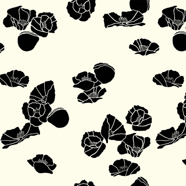 Organic - Birch / Inkwell / Flowers
