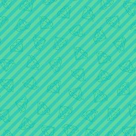 Libs Elliot - Tattooed - Gem - Diamond  / Green Metallic