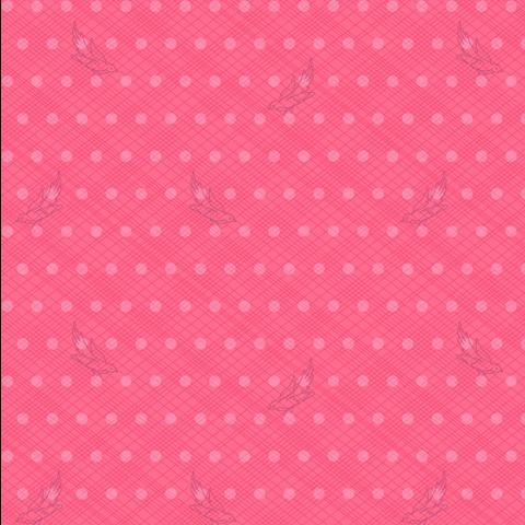 Alison Glass - Seventy Six / 76 / Woven Swallow / Pink / 8447-E
