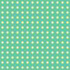 Alison Glass - Seventy Six / 76 / Flower Tiles / Teal / 8448-T