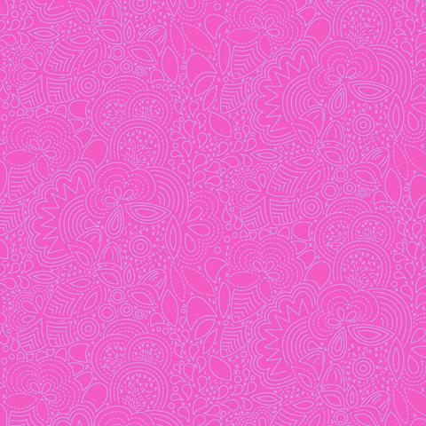 Alison Glass - Seventy Six / 76 / Stitched / Purple / 8450-E
