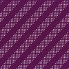 C&S - Dotties / Purple