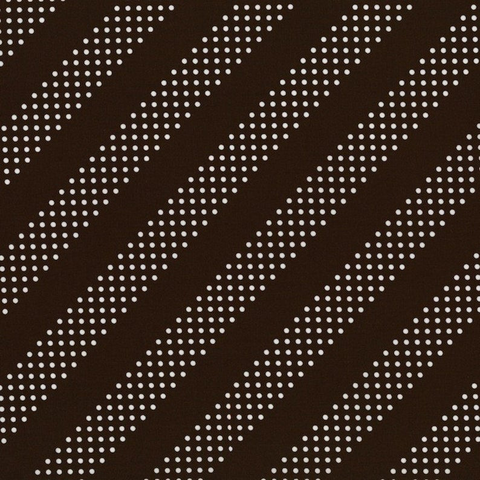C&S - Dotties / Chocolate