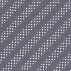 C&S - Dotties / Charcoal