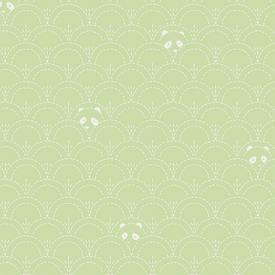 Art Gallery - Pandalicious / Hidden Panda / Leaf / 20125